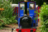 Miniature Railway Rides at Queen's Park