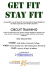 Get Fit Stay Fit - Circuit Training