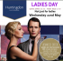 Ladies Day  - 6 races at Huntingdon Racecourse
