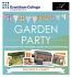Garden Party in partnership with Grantham College & Allington Manor