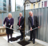 Tree planting celebrates The Forum in Southend