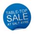 Table Top Sales at Salt Ayre Sports Centre