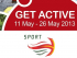 GENERALI GET ACTIVE FORTNIGHT