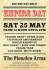 Empire Day at The Plowden Arms