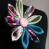 Japanese style 'kanzashi' flowers workshop with Cascade