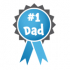 Father's Day is 16 June this year!