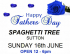 A father's day Treat at Spaghetti Tree - Sutton @spaghettitree1