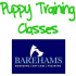Puppy Training Classes at Barehams