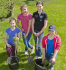 Cottingham school children help bring Pocket Park to life