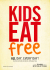 Kids Eat Free at Revolution, Macclesfield