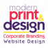 Modern Print and Design help with continuity branding