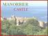 Manorbier Castle Events