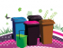 Fortnightly bin collection in Salford areas