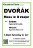 DVORAK Mass in D - 12 Oct