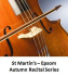 Free Autumn Recital Series at St Martin's Church Epsom