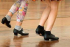 Tap dancing class for children