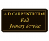 A D Carpentry Ltd
