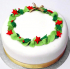 Christmas Cake Decorating Course at North Notts College