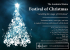 The Academia Musica Festival of Christmas