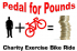 Pedal for Pounds!