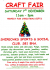 Shireoaks Christmas Craft Fair