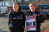 Police team step out to shelve retail crime in Ripley at Christmas