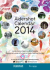 2015 Aldershot Calendar Competition Open