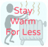 Stay Warm For Less This Winter