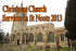 Christmas Church Services in St Neots 2013