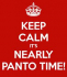 Have you booked your Panto tickets yet?