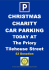 Charity Xmas Car Parking in Hitchin