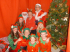 Santa and his little helpers come to the aid of the Hospice
