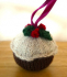 Just for fun - Knit a Christmas Bauble