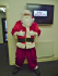 Shrewsbury Santa Claus in bid to lose weight after too many mince pies