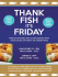 Thank Fish It's Friday