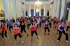 Monday Zumba at the Pump Room