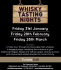 Whisky Tasting Events 2014