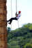 Forth Rail Bridge Abseil. Macmillan Cancer Support