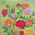 Flower Painting with Tereska Shepherd