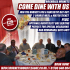 COME DINE WITH US at ROCHDALE HORNETS V LEIGH CENTURIANS