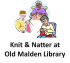 Friday Knit and Natter at Old Malden Library, Worcester Park