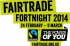We're a Fairtrade town - you can get involved.