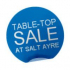 Gigantic Table Top Sale