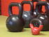 Kettlebells at the Karate Academy