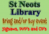St Neots Library - Jigsaw, DVD and CD - Bring and/or Buy Event