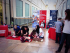 thebestof Cardiff take part in CPR Marathon for British Heart Foundation with Ajuda
