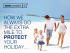 Walsall Travel Counsellor highlights the importance of protecting your holiday