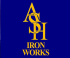 Ash Iron Works at Toby Buckland Garden Festival