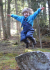 Outdoor forest fun for kids
