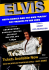 ELVIS NIGHT IN AID OF CATS PROTECTION